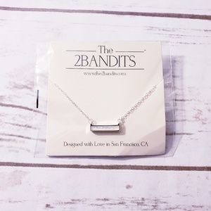 The 2Bandits Athens Necklace